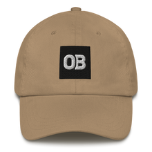 Load image into Gallery viewer, OB Cap - Kaki/Pink/Beige/White