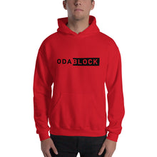 Load image into Gallery viewer, ODA Block Hoodie - White