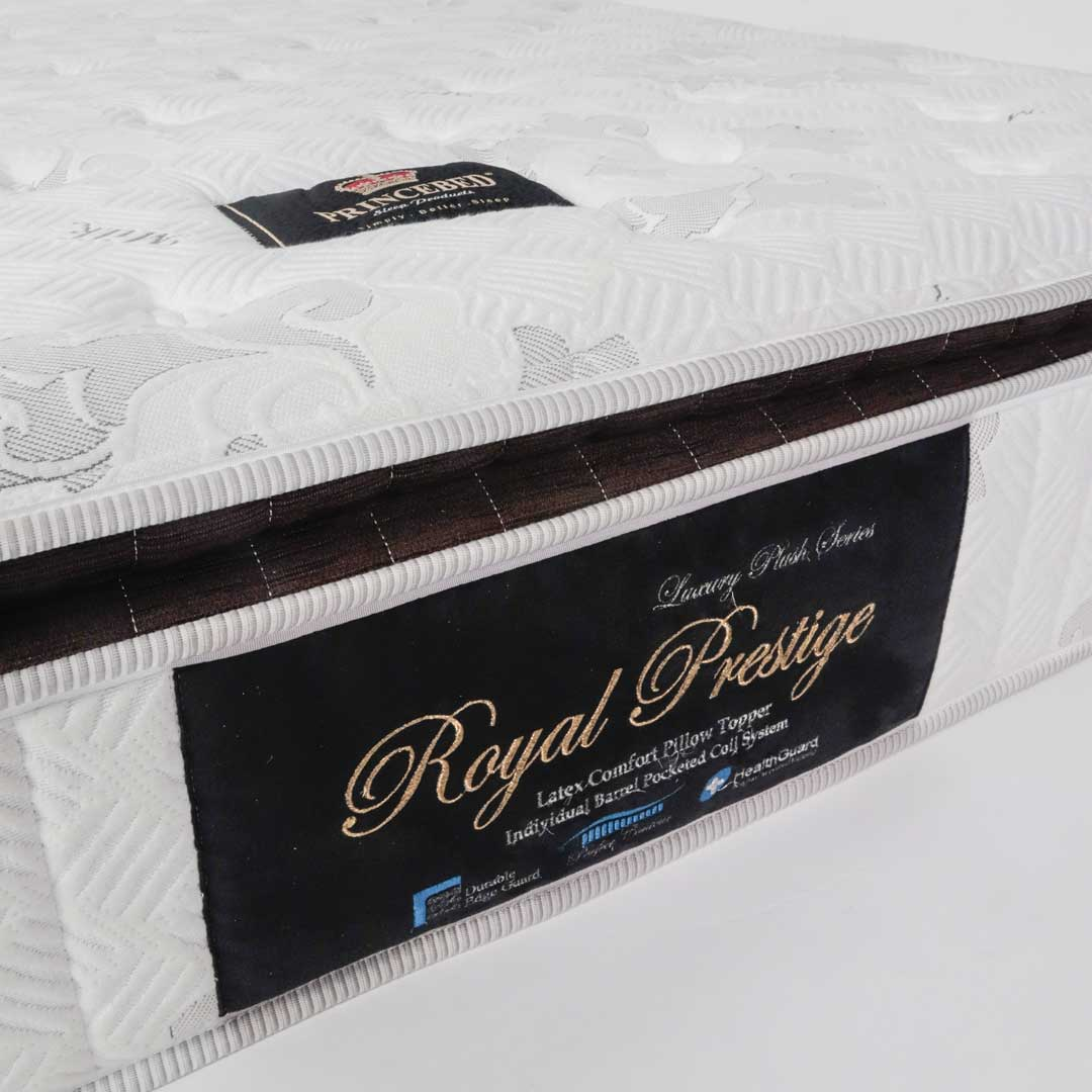 Royal 6FT Pocketed Spring Mattress