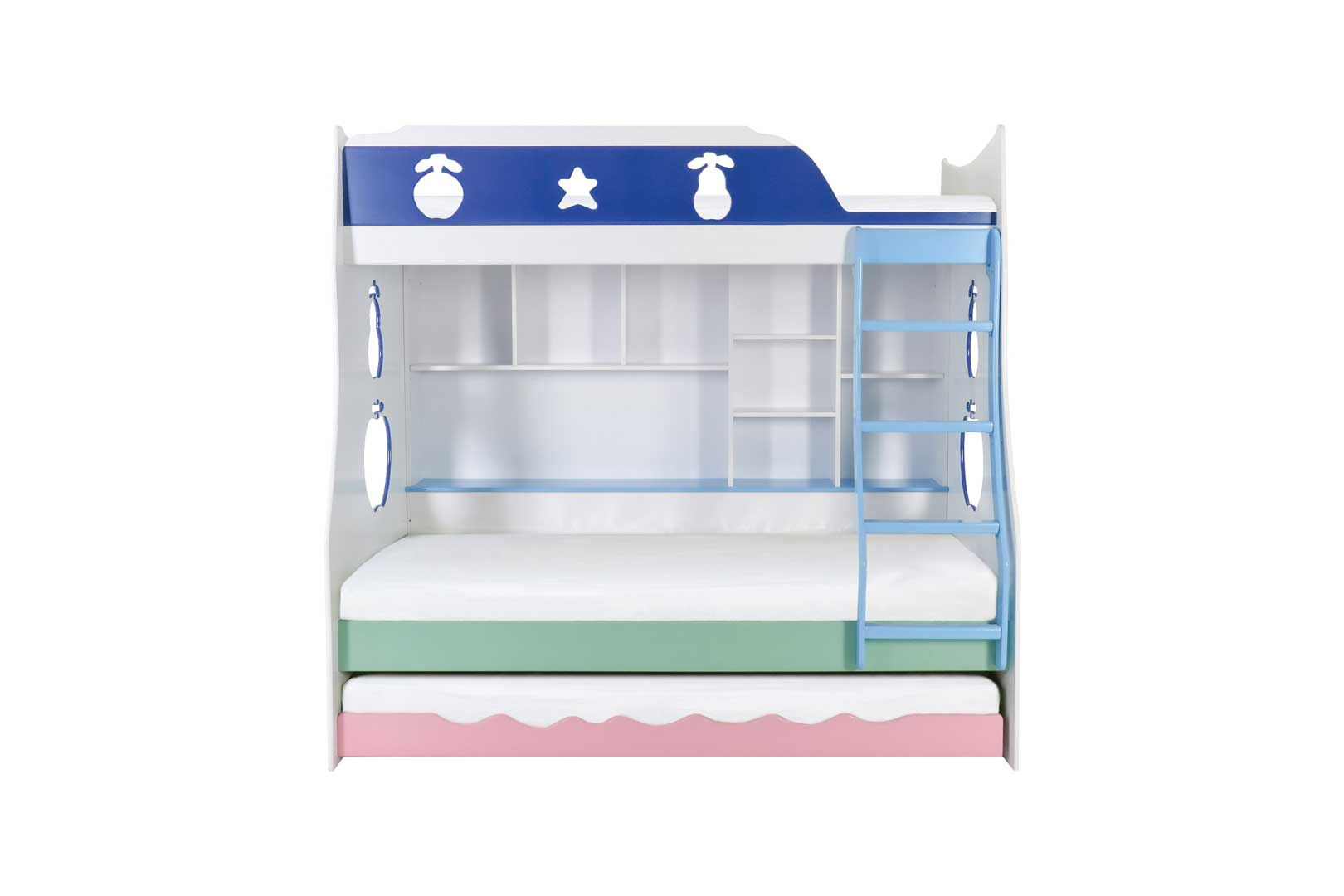 Kimberlyn Double Decker Bed