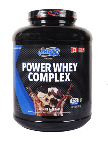 Biox Power Whey Complex 2kg