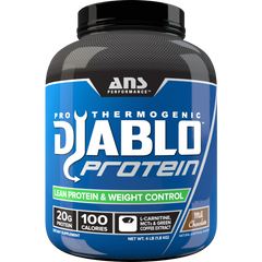 Diablo Protein 4LBS Weight Management Protein
