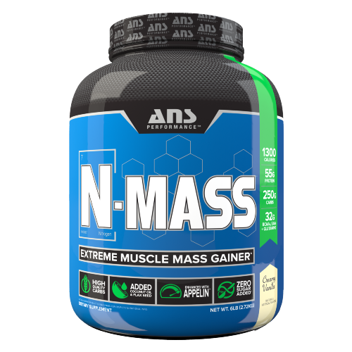 ANS Performance N-MASS Extreme Gainer 6lb