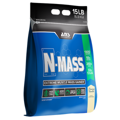 N-MASS Extreme Mass Gainer, 15lbs