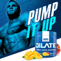 ANS Performance DILATE Nitric Oxide Pump 270 gms