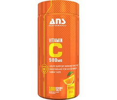 ANS Performance Delicious Vitamin C Chewable Tablets