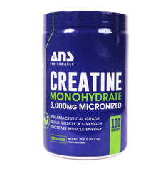 ANS Creatine Monohydrate 300 Gm Unflavored