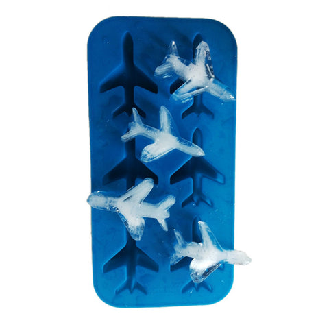 Airplane ice cubes