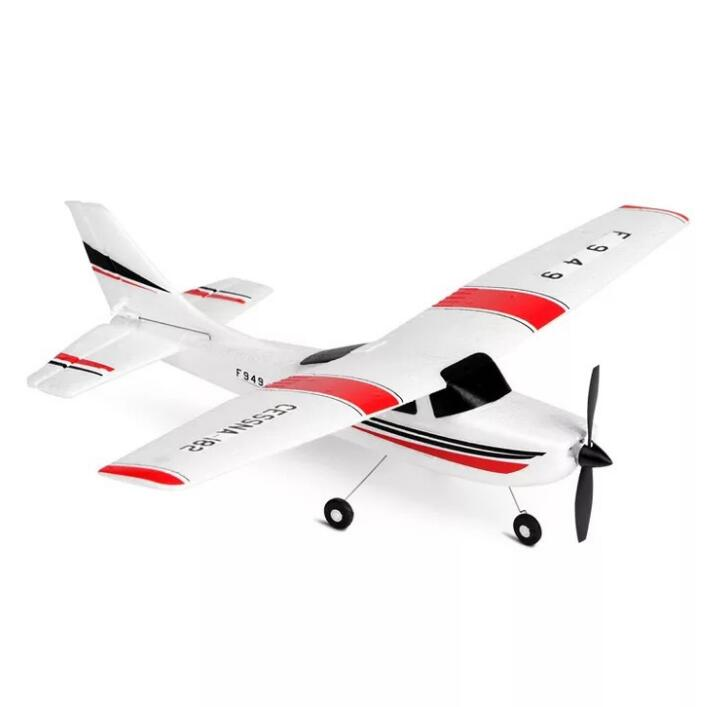 WLtoys F949 2.4G 3Ch RC Airplane Fixed Wing Plane Outdoor toys