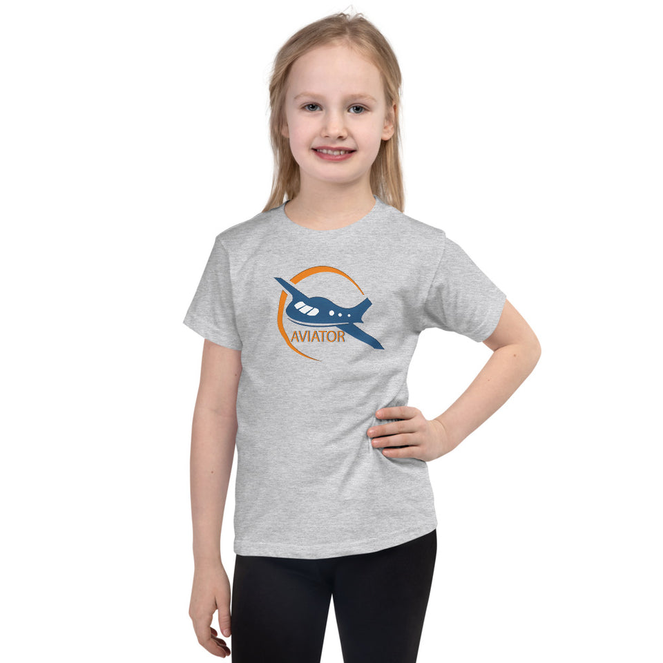 Kid's Aviator Short Sleeve T-shirt