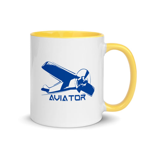 Funkypilot Aviator Coffee Mug
