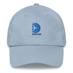 Aviator Baseball Cap Global Traveler