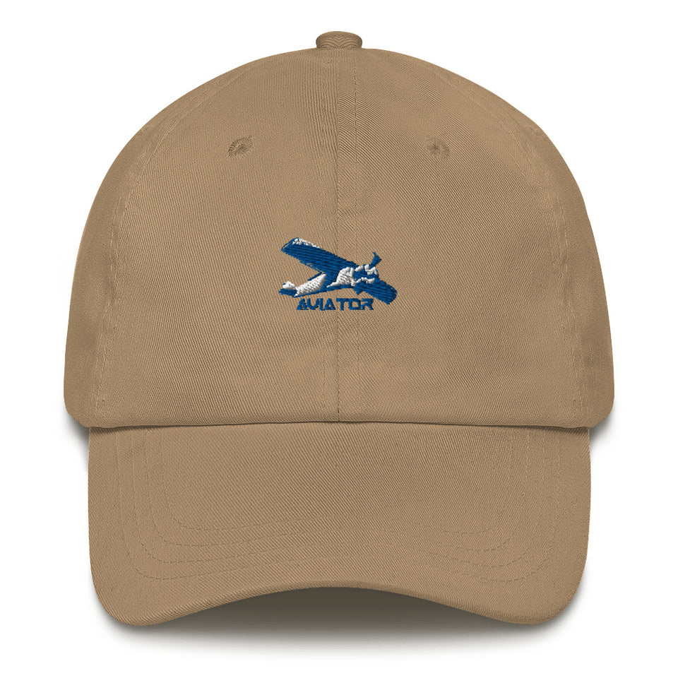 FunkyPilot Aviator Flying Plane Hat