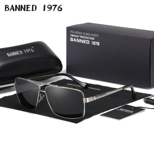 BANNED 1976 Fashion Sunglasses for Driving UV400