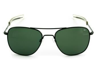 Rectangle American Army Military Optical Sunglasses