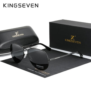 KINGSEVEN Men Aluminum Sunglasses 2020 New Polarized UV400
