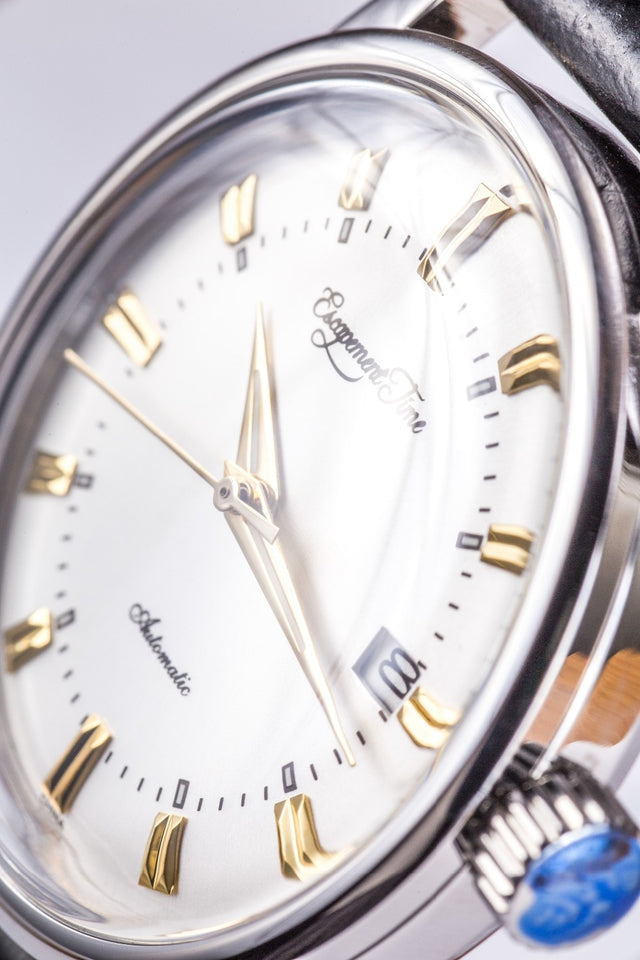 "【Escapement Time】""Restoring Ancient Ways"" Automatic Luxury Watch"