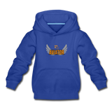 Kids' Premium Hoodie, Jet Aviator - royal blue