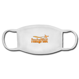 Face Mask, Adult, FunkyPilot - white/white