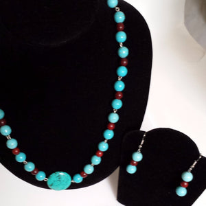 Cool Turquoise - D-Nadz Jewelry