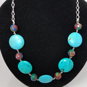 Blue World - D-Nadz Jewelry
