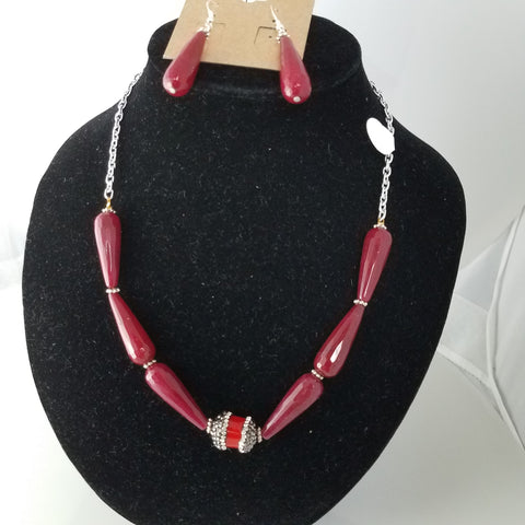 Red Hot - D-Nadz Jewelry