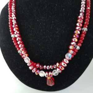 Double Red - D-Nadz Jewelry