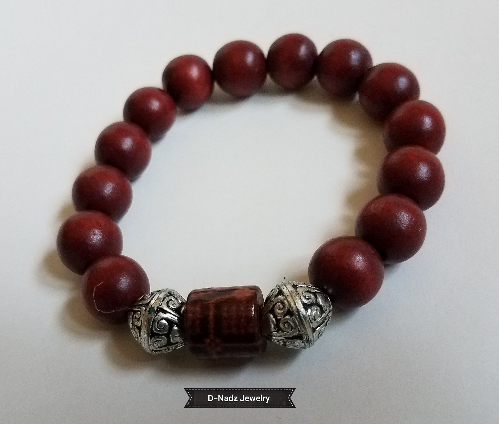 Cool Brown Metal - D-Nadz Jewelry