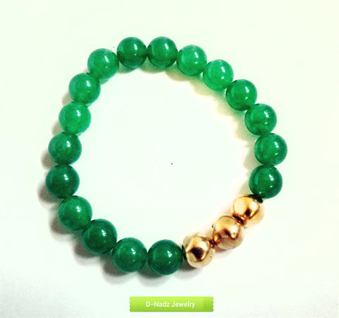 Green Apps Bracelet - D-Nadz Jewelry