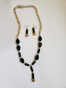 BlackStarLine Necklace - D-Nadz Jewelry
