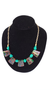 Green Glory - D-Nadz Jewelry