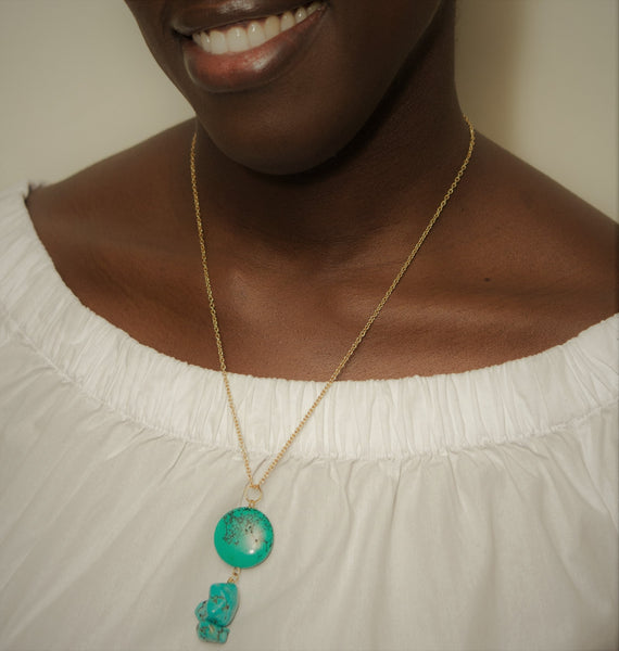 In the Mix Necklace - D-Nadz Jewelry