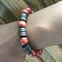 Cool Brown Bracelet - D-Nadz Jewelry