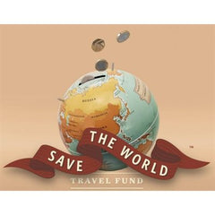 Tirelire Save The World