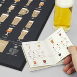 Carte à gratter beer connoisseur