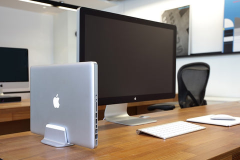 AluBase Support vertical MacBook