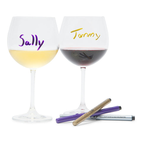 Wine Glass Decorator
