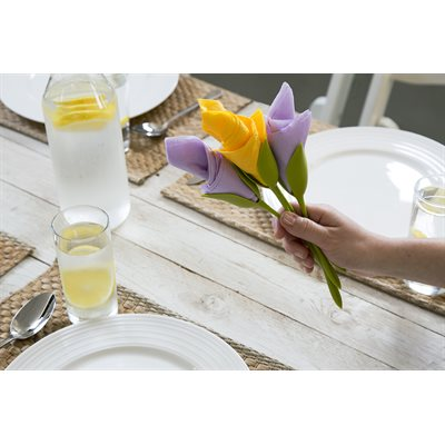 Bloom Napkin Holders