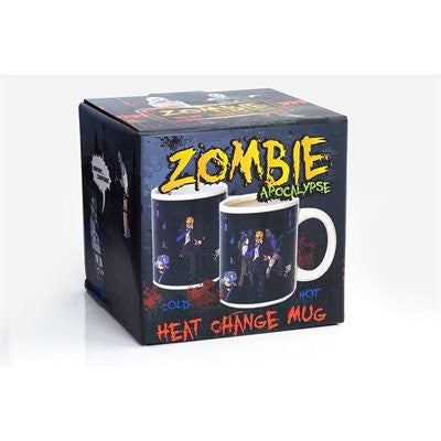 Tasse Thermochromique Zombie
