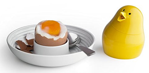 Salt and Pepper Shaker & Egg Cup