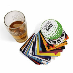 Drinking Game Bar Mats
