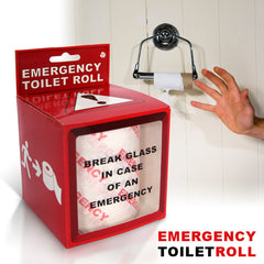 Papier toilette Emergency