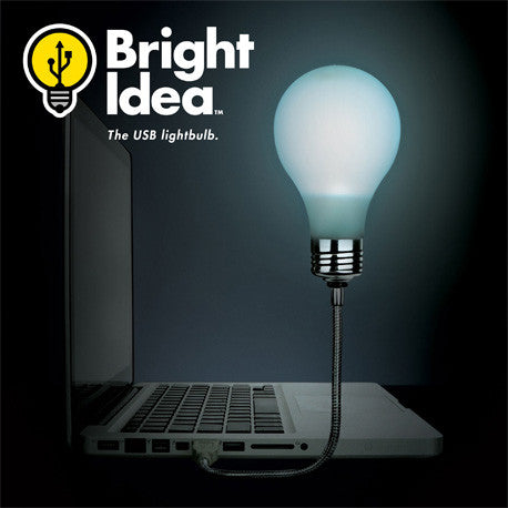 USB Powered Light Bulb