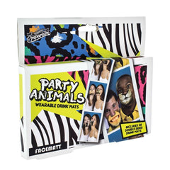 Sous-verres Party Animal