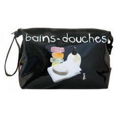 Vinyl Toiletry Bag