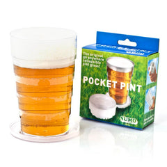 Verre extensible Pocket Pint