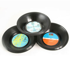 Vinyl Bowl Recycled