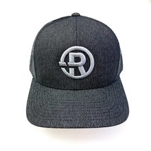 Load image into Gallery viewer, RAWSO Trucker Cap - Black