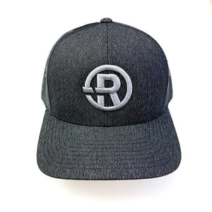 RAWSO Trucker Cap - Black