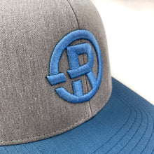 Load image into Gallery viewer, RAWSO Trucker Cap - Blue
